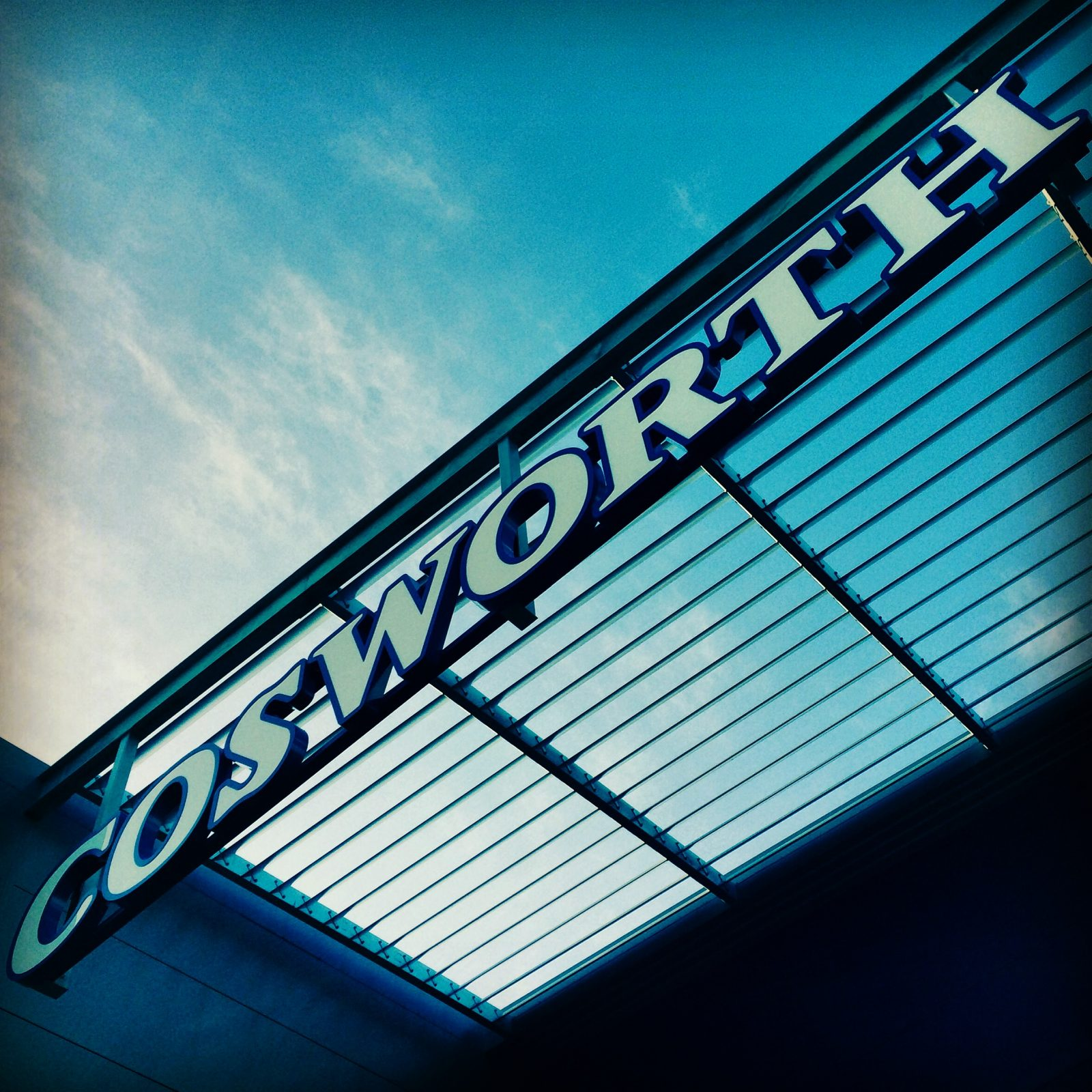 Cosworth factory pic