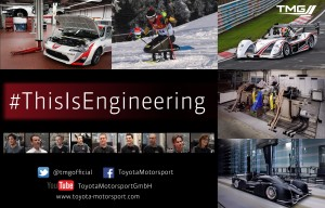 Toyota Motorsport: This Is Engineering