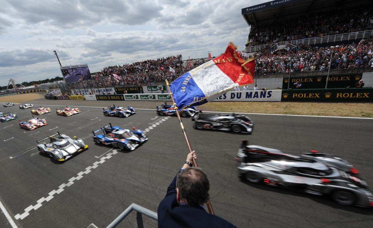 Le-Mans-race-start