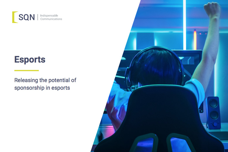 Releasing the potential for sponsorship in esports – Report