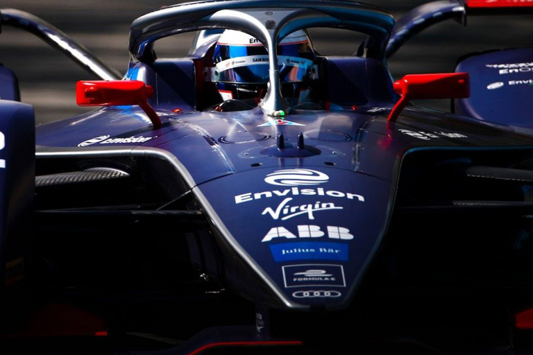 New boys Porsche and Mercedes hit the ground running in Formula E series 6