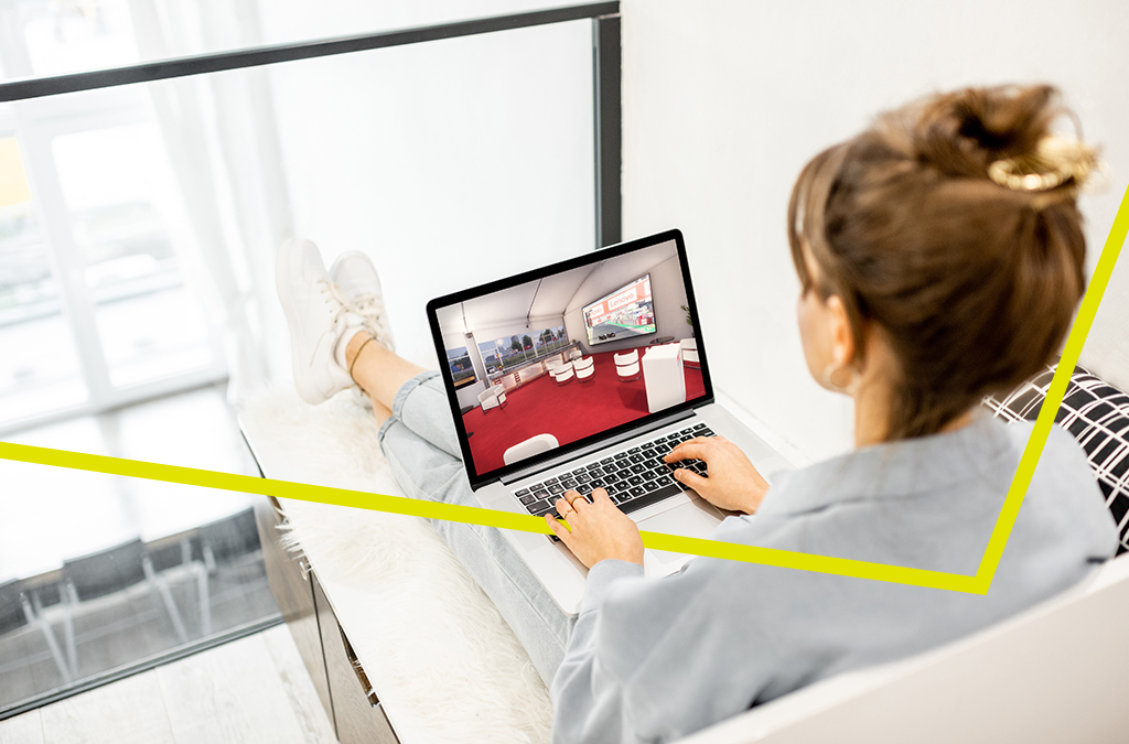 """Five reasons why """"virtual"""" is critical to event strategy in this new hybrid world"""
